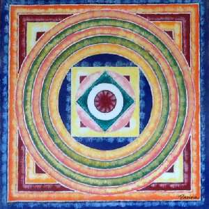 Indian folk paintings - Panna Paintings - Rangoli 2