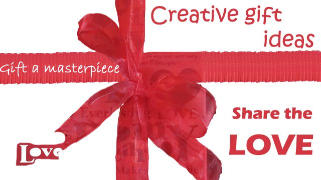 Creative gifting ideas – for anyone, anytime, anywhere!