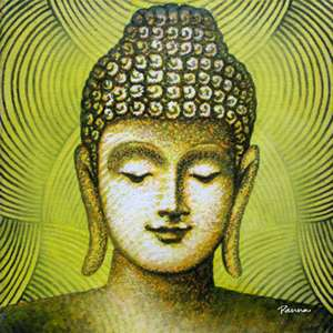 Spiritual paintings India by Panna Paintings - Buddha 10